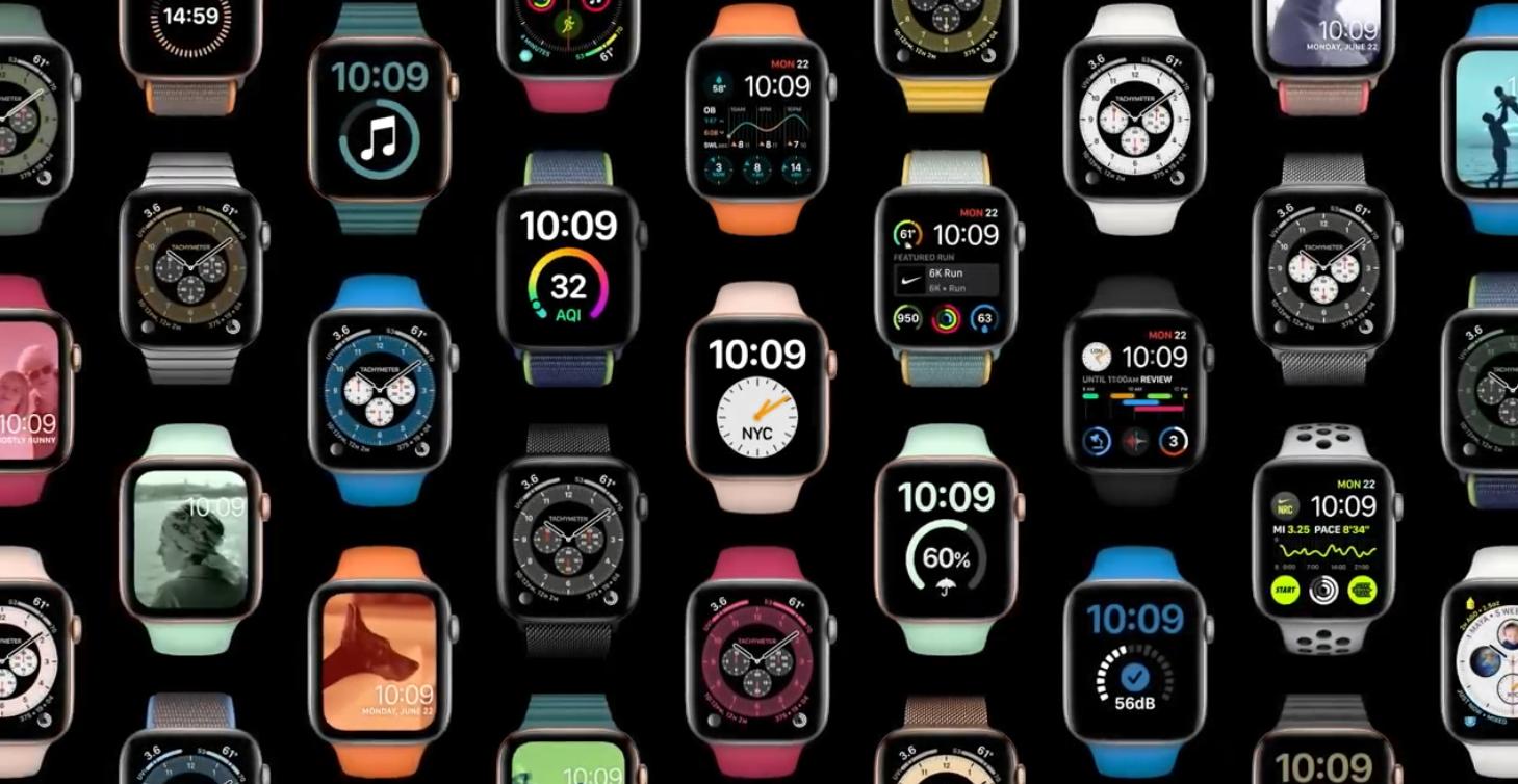watchOS 7 幫你建立更好的睡眠規律,還可分享自己設計的錶面給其他人