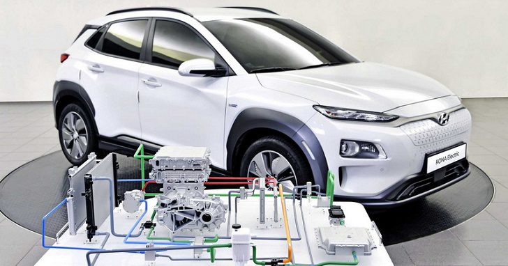 Hyundai、Kia 研發新式熱泵浦,低溫行車續航力大提升