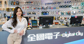 T 正妹特派員帶你逛全國電子 Digital City:體驗至上,服務同樣貼心!逛 3C、買家電的第一首選!