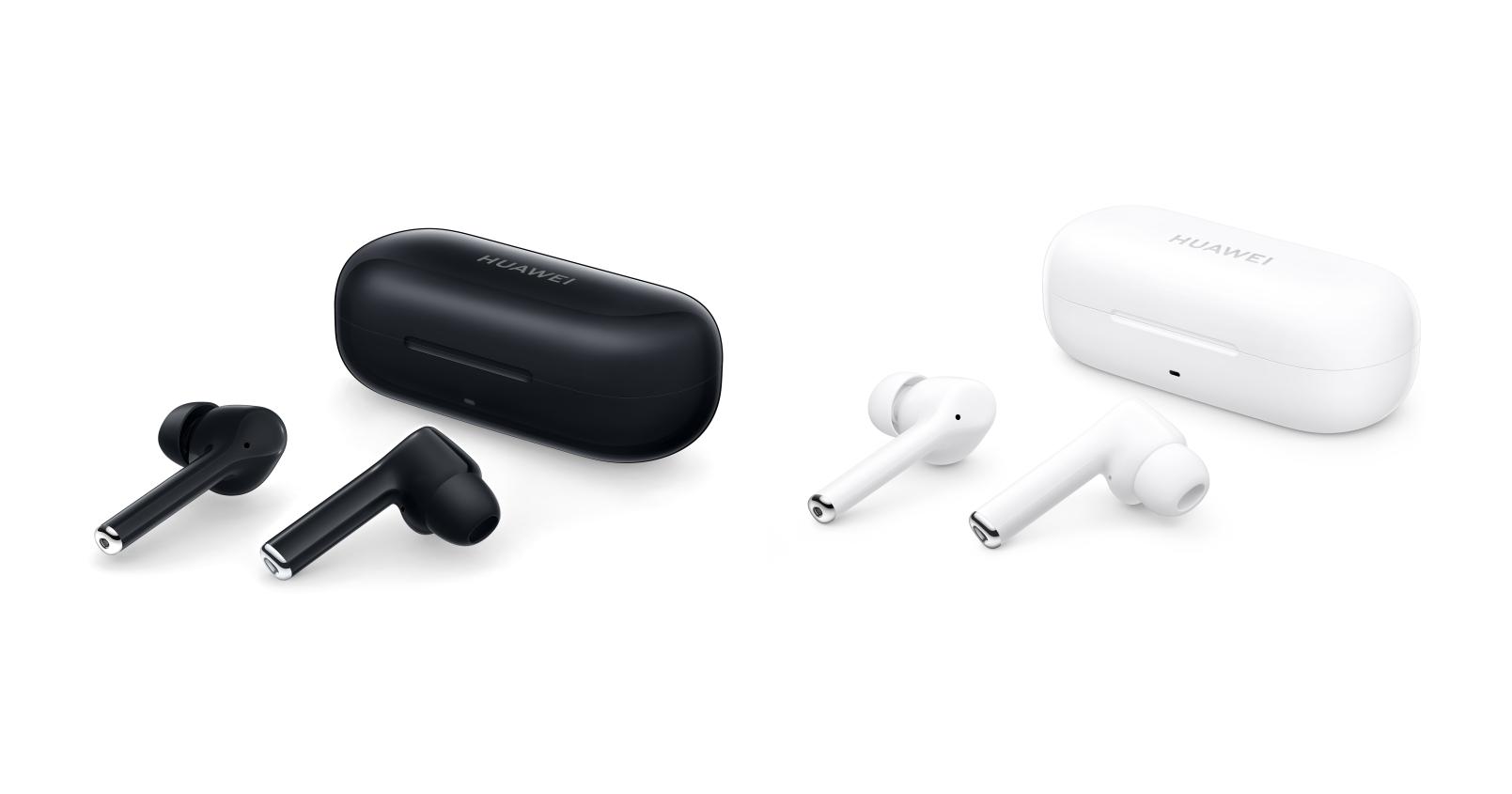 HUAWEI 新款主動式降噪真無線耳機 FreeBuds 3i 在台上市,早鳥限時價 3,290 元