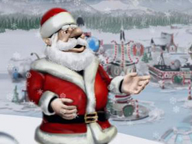 追蹤聖誕老人,NORAD Santa & App 給你最新情報