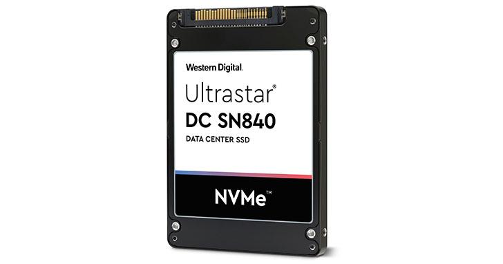 Western Digital推出NVMe SSD與NVMe-oF解決方案