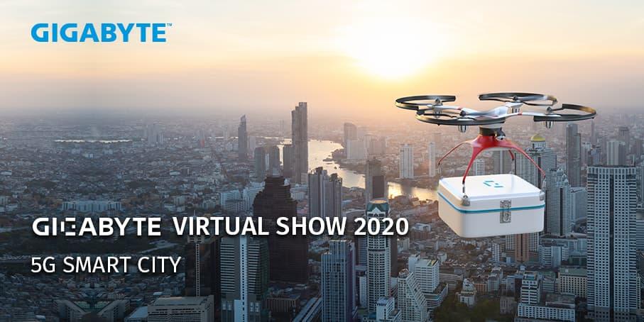 GIGABYTE Virtual Show》展示多元化產品與解決方案  技嘉科技將智慧帶入你我生活