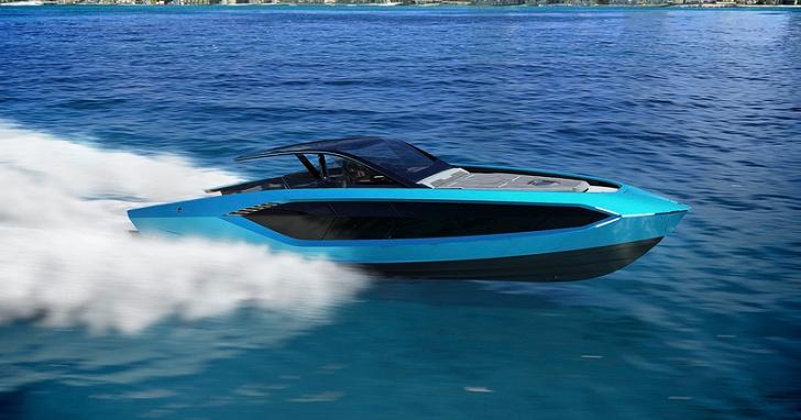 藍寶堅尼的超跑買不起,那麼遊艇你有沒有興趣呢?