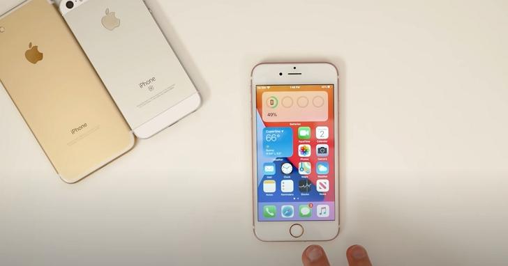 他將 iPhone 6s 升級iOS 14,實測影片看流暢度你能否接受?