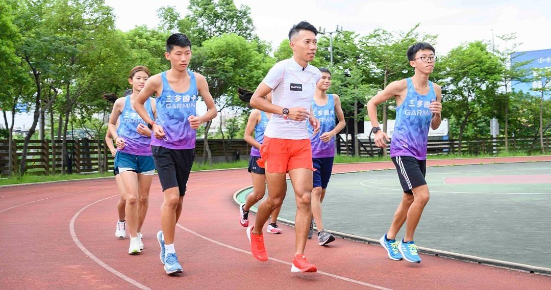 Garmin 攜手超馬選手陳彥博,捐贈 200 只 Forerunner 45 專業跑錶