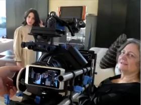 第一部用手機拍的美國電影,臉書馬克的姐姐 Randi 出演