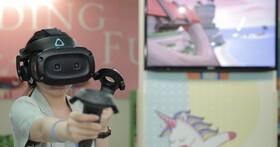 HTC 和晶華酒店合作推出 VR 遊戲室,房客可無限次數體驗 VR 遊戲、觀賞頂樓星空電影院