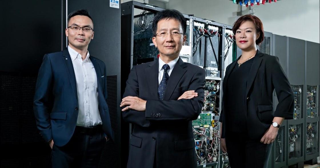 伊頓首座「高科技廠房電能品質實驗室」正式揭幕