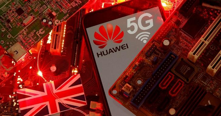 英國政府要求電信商逐步停止使用華為裝置,三星補刀表示完全樂意提供5G網路設備
