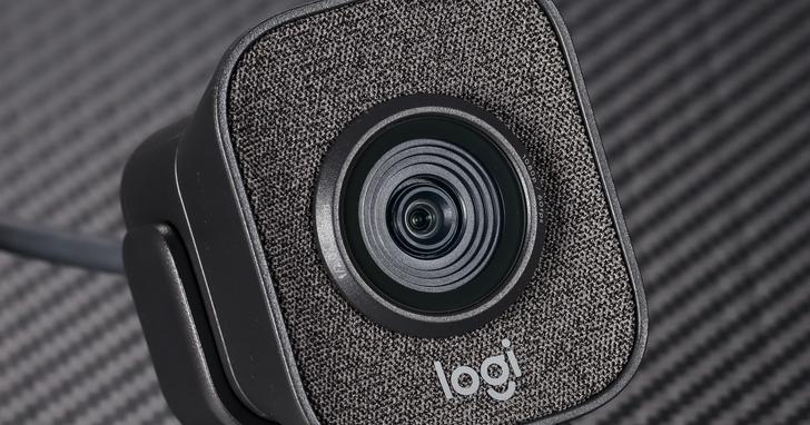 創作者直播神器!Logitech StreamCam 攝影機,1080P、60FPS、電子圖像穩定搞定串流直播