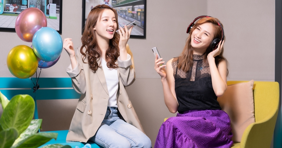 LINE Music 加入去人聲跟唱功能,在家播放專輯直接就可以變成 KTV