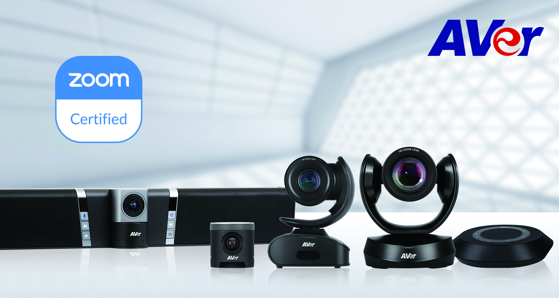 圓展 USB 視訊會議攝影機,獲 ZOOM 認證!