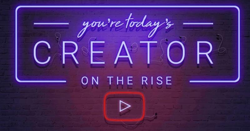 提高小創作者能見度!YouTube 新推「創作新秀」專區分享熱門新創頻道