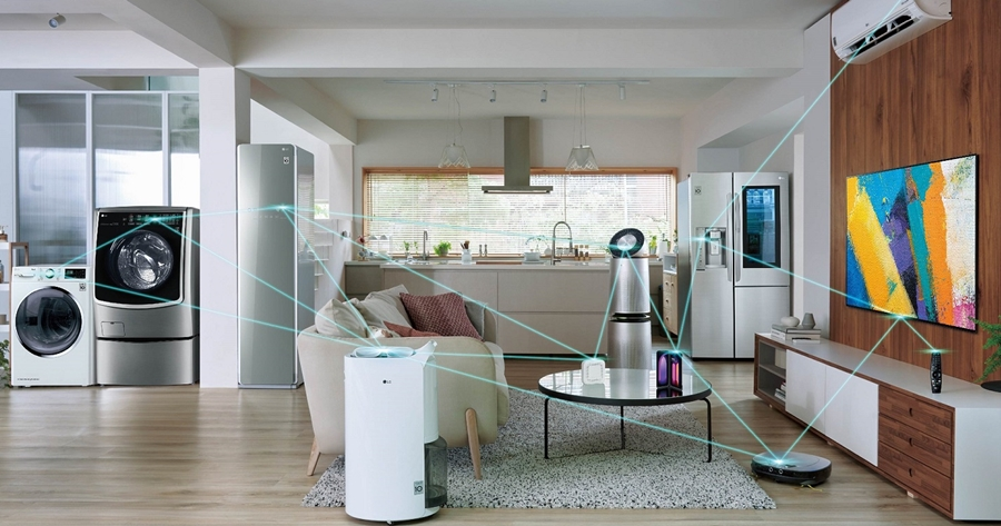 LG 振興回饋方案,買指定家電送溫控酒櫃、冰箱、全家禮物卡