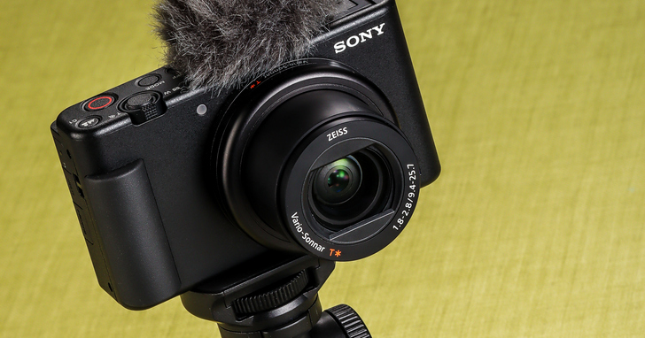 Sony ZV-1 開箱評測:離 Vlog 神機只差一步