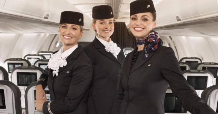 省錢出大招?冰島航空一口氣裁掉所有空服員,空姐的工作由機師來補上