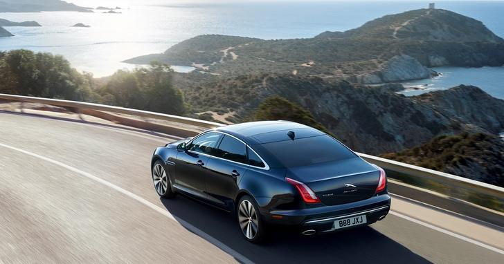 因應疫情影響,Jaguar 電動車 XJ 延至2021年上市