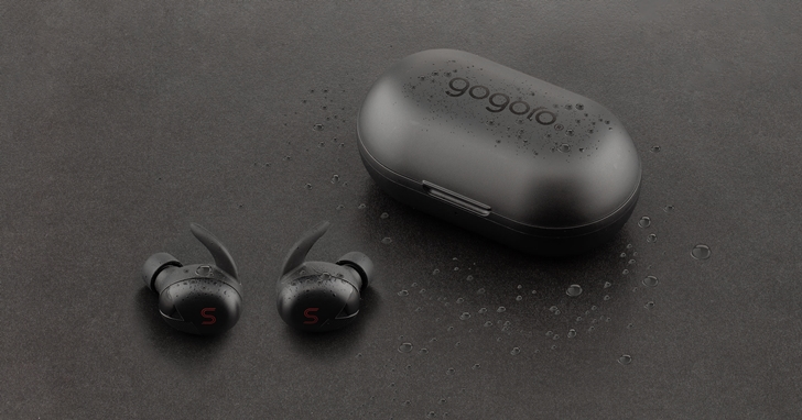 XROUND 攜手 Gogoro 打造限量真無線藍牙耳機!具備 IP67 防塵防水等級、買 S Performance 車系就送