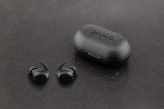 聲學品牌XROUND首度跨界合作 Gogoro,推出Gogoro x XROUND 聯名真無線藍牙耳機