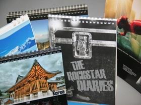 3C廠商 2012年桌曆比一比,市面少見、看誰做得有誠意