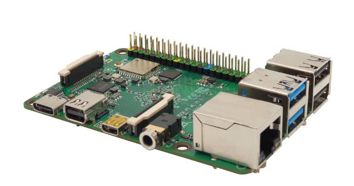 Rock Pi 4更新至Model C,搭載DisplayPort影音輸出端子