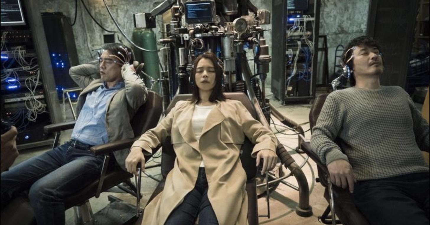 HBO Asia首部科幻影集《獵夢特工》8月登場!王識賢、徐若瑄、楊一展聯手飆戲