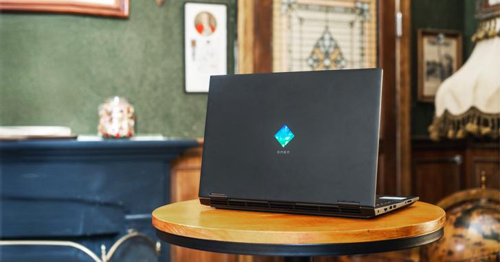 開箱實測 HP OMEN 15 全面開攻!內斂新語言、純正電競血統 !