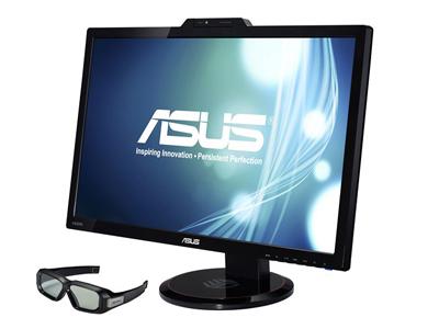 Asus VG278:支援 3D Vision 2 的 27吋大螢幕