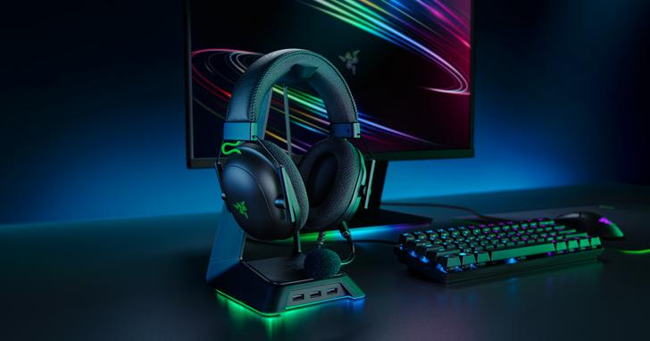 Razer推出BlackShark V2電競耳機,經過專業選手測試、支援THX遊戲設定