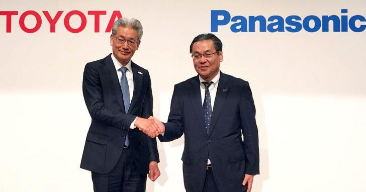 觀望2025,Toyota 與 Panasonic 合作的固態電池可能量產