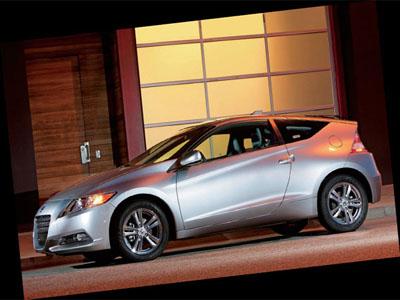 TOYOTA RAV4 EV、Honda CR-Z Hybrid Coupe,兩款替代能源車