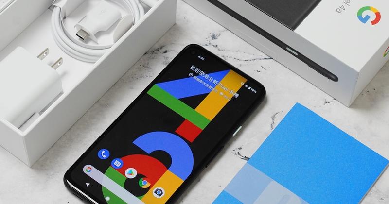 Google Pixel 4a 開箱評測:售價 11,900 值得買嗎?直接跑分、拍照讓你鑑定