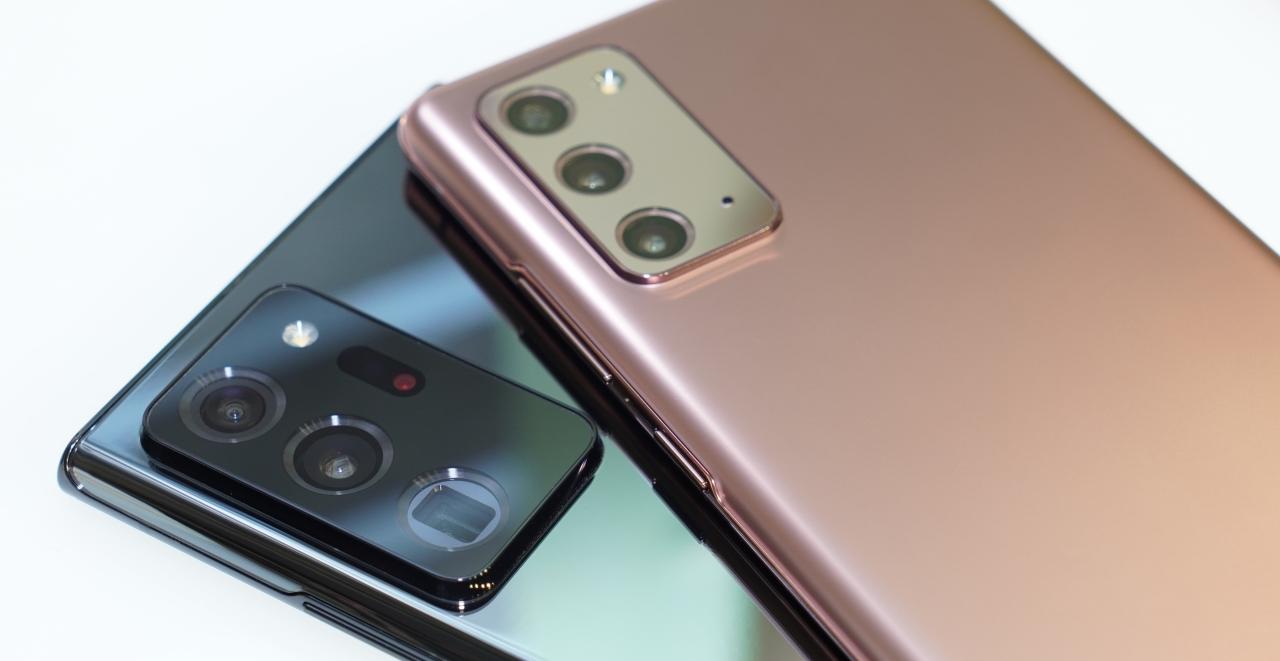三星 Galaxy Note 20、Note 20 Ultra 齊登場,重點規格整理、超美新色動眼看