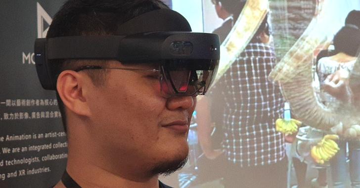 台灣微軟正式引進 HoloLens 2 混合實境裝置,九月起上市加速企業工作轉型
