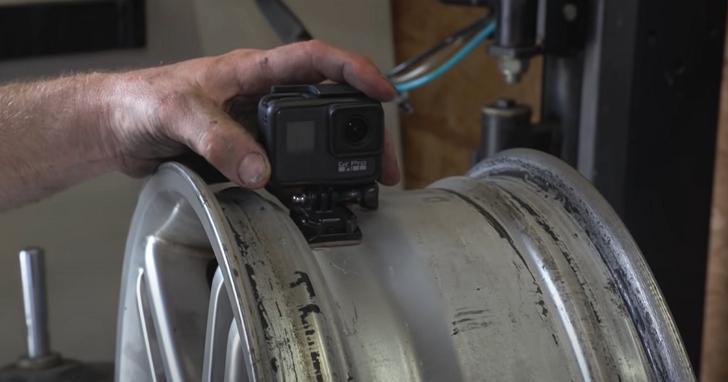 看多了輪胎外部,你知道日常行駛中輪胎「內部」是怎麼樣嗎?