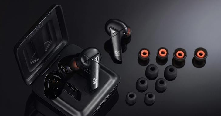 挑戰業界無線耳機最快傳輸!XROUND 推出 AERO 真無線藍牙耳機,一次滿足手遊和音樂需求
