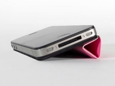 iPhone 也有 Smart Cover,收納、支架、吸附很方便