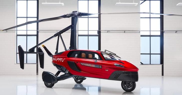 飛上天!比跑車還酷的飛天車來了!美國新罕布夏州通過飛行車上路〈天〉法