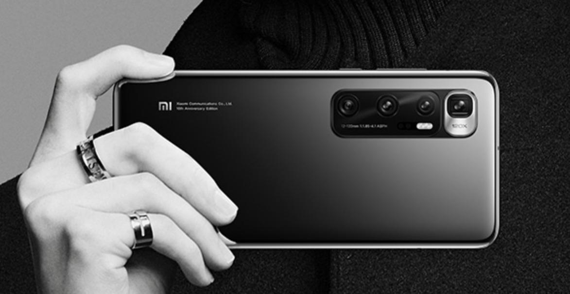 小米 10 至尊紀念版發表, 4800 萬超大感光元件主鏡頭、換算台幣 22,500 元