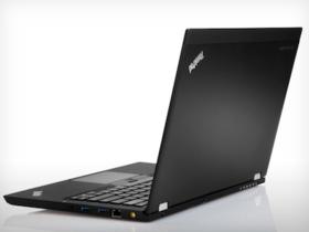 Lenovo 發表 ThinkPad T430u Ultrabook、X1 Hybrid 混合系統筆電