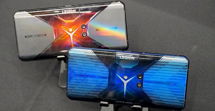 聯想電競手機 Legion Phone Duel 明開放預購,售價 24,990 元起