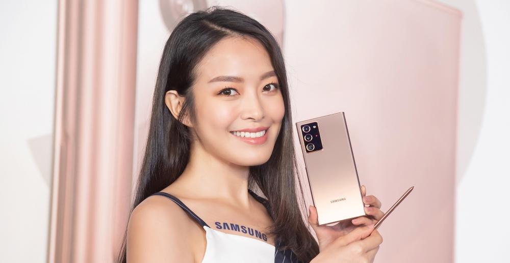三星 Galaxy Note 20 五大電信資費整理,台哥大推 48 個月超長合約、台灣之星舊換新大幅折價