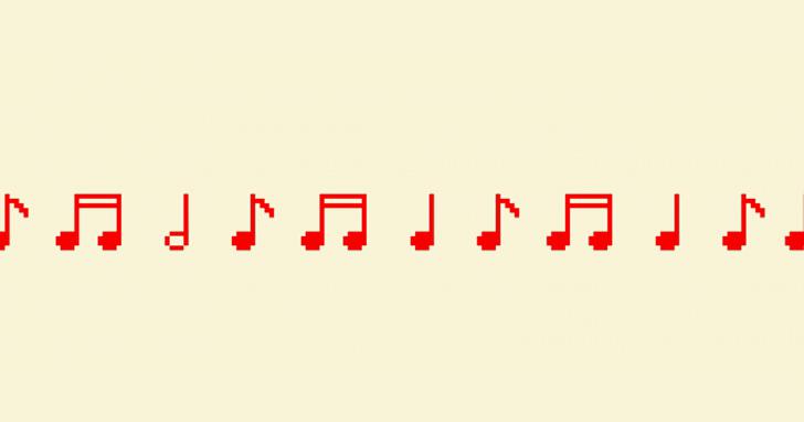 「版權流氓」終結者:6天時間,寫出687億段旋律,全部無償讓大眾使用