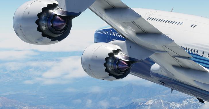 微軟《模擬飛行》已成航空模擬里程碑,場景高度、大氣模擬真實性拿來當航空教學都行