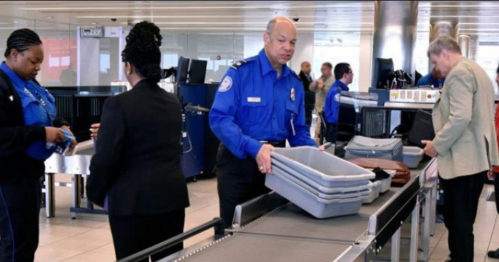 機場安檢總會有人忘了拿回零錢,美國機場數據顯示光是去年就有96萬美元被遺忘