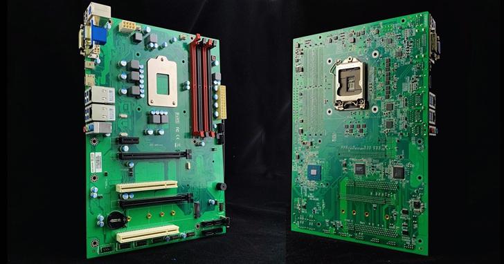 CPU反裝 整個宇宙都是我的散熱器!反向革命的元得 REV. SERIES 主機板