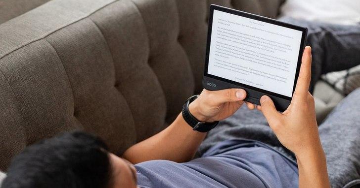 樂天Kobo電子書週年慶! 限時10天全站書籍「69折」購買閱讀器最多有2100元優惠
