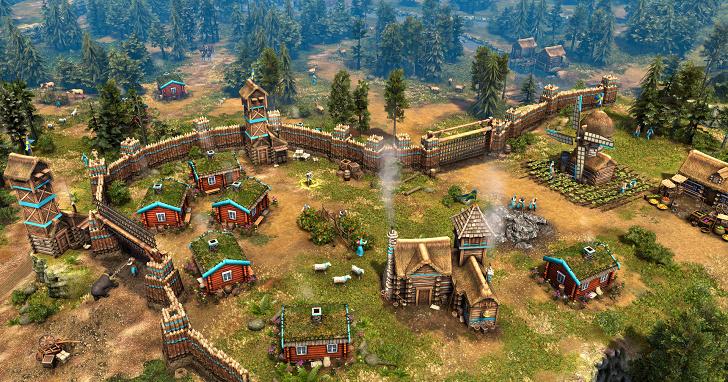 《世紀帝國 III:決定版》帶來新文明與超高畫質,10 月 15 日正式推出