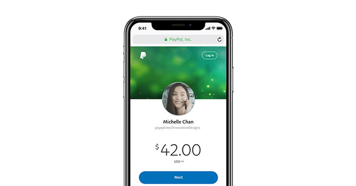 在不支援金流的網站拍賣物品,如何建立屬於自己的Paypal 收款連結?